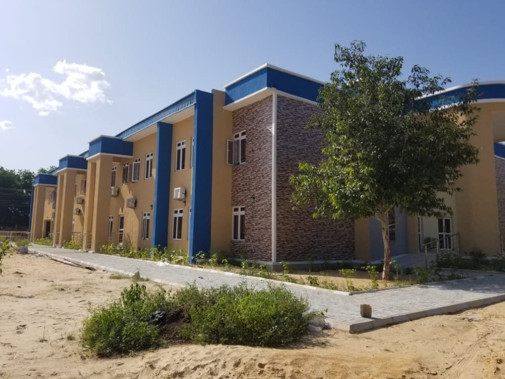 Inter Governmental: Construction of 808 seater Auditorium completed in UMTH