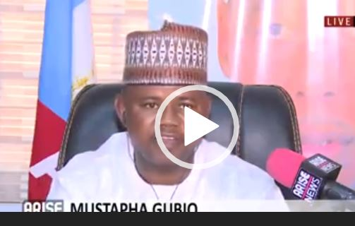 VIDEO: MRRR Commissioner, Discussed Resettlement of IDPs to their ancestral homes despite lingering crisis of insecurity .